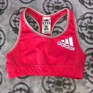 Adidas sports bra